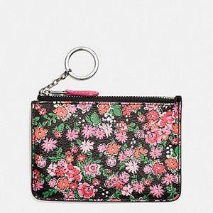 NWT Coach beautiful keychain/ID holder